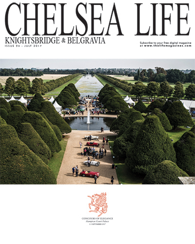 CHELSEA LIFE JULY 2017 COVER