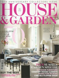 HOUSE AND GARDEN JUNE 2017 1/2