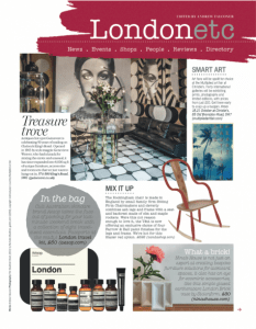 London etc. Featured: Brick Vase