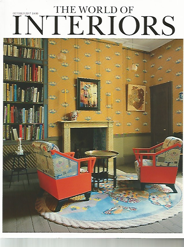 THE WORLD OF INTERIORS OCTOBER 2017 1/2
