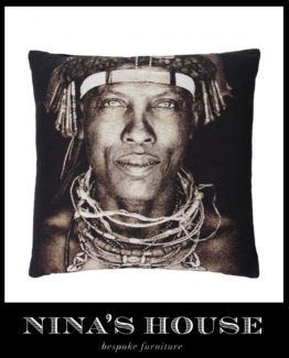 africa cushion fs home collection