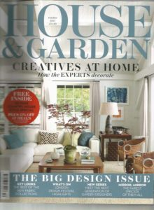 HOUSE AND GARDEN OCTOBER 2017 1/2