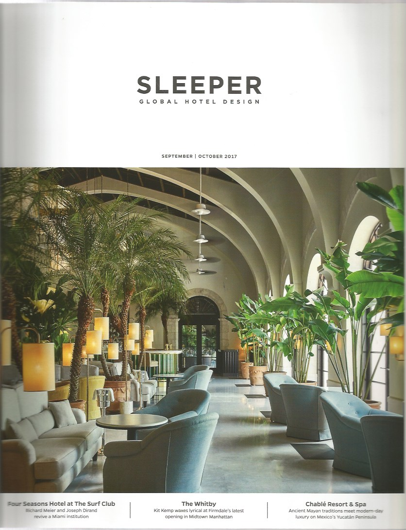 SLEEPER MAGAZINE SEPTEMBER OCTOBER 2017 1/2