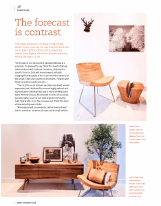 Nina's Guide to Chelsea (Completely London). Featured: CHUNK chair, TESA sideboard, MONROE chair and GRAYPANTS lights (2/3)