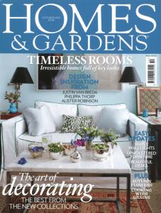 Homes & Gardens Magazine (1/1)