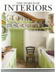 THE WORLD OF INTERIORS JULY 2017 1/2